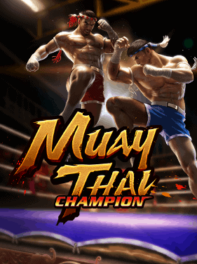 รีวิว PGSLOT Muay Thai Champion